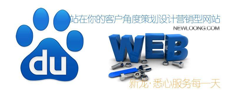 电子商务网站建设, 营销型网站策划创意设计,百度优化细节