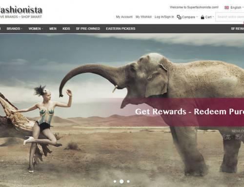 电子商务购物网站带博客营销功能响应式技术